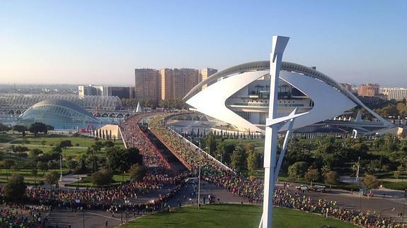 Maratón Valencia mejor marca en España