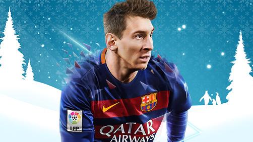 La magia del fútbol con Fifa 16