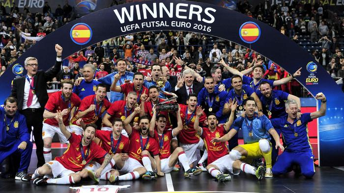 futbol sala europeo 2016 final