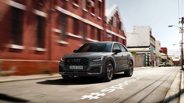 Audi Q2, deportivo y revolucionario
