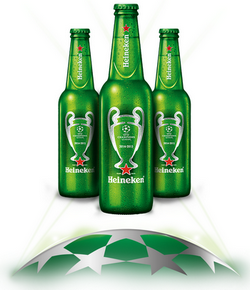 botellas heineken