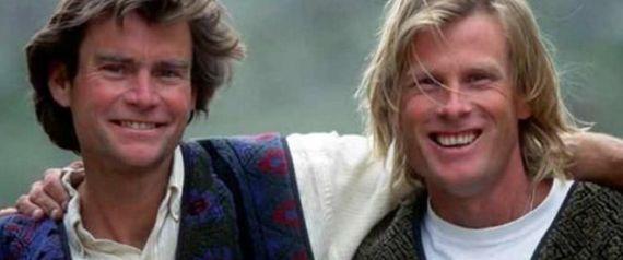 Encuentran los cuerpos de dos montañeros 16 años después