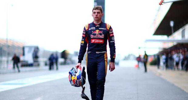 Max Verstappen, un joven para la historia