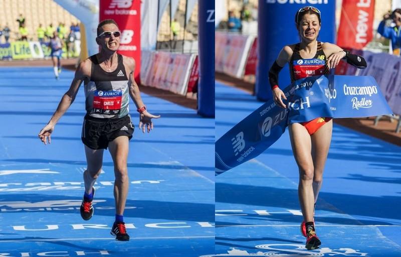 Equipo de maratón para Río