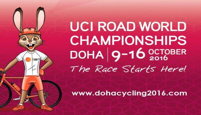 Mundiales de ciclismo Doha 2016