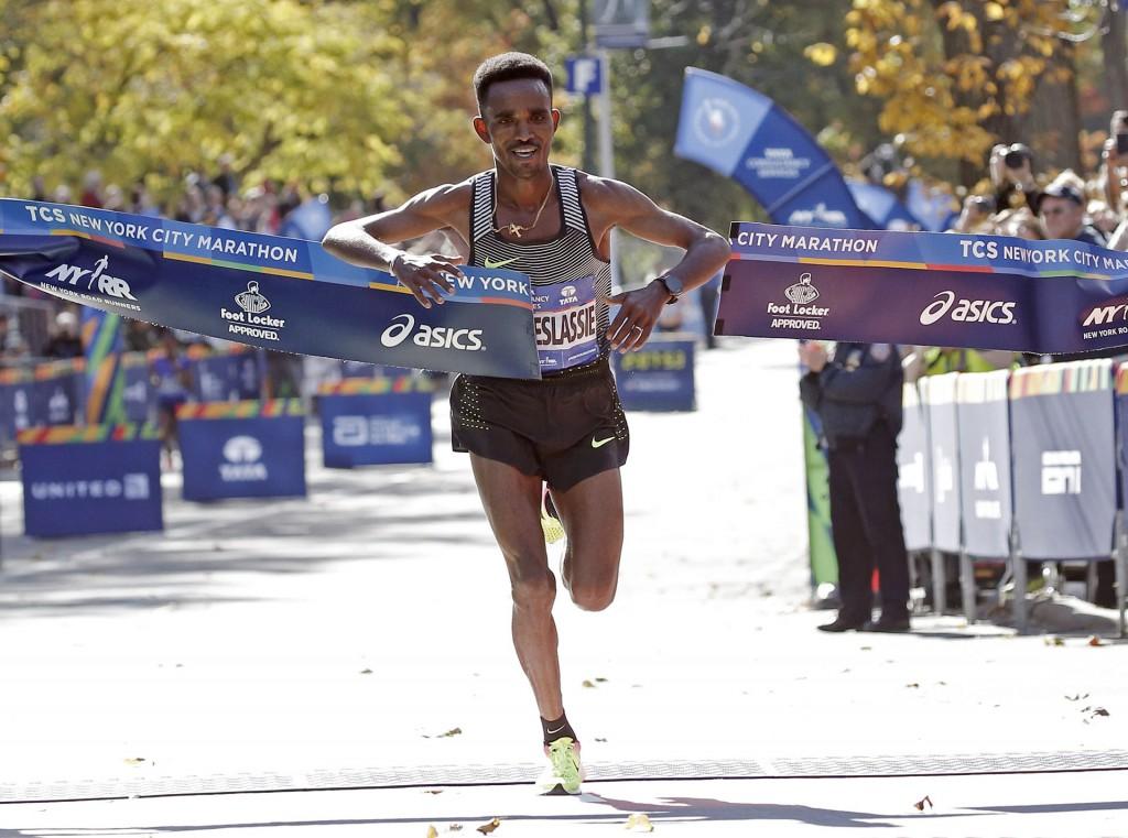 Maratón de Nueva York 2016