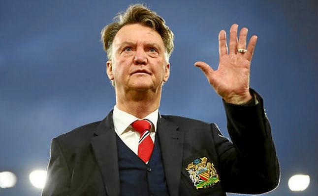 Van Gaal se retira del fútbol