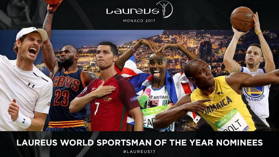 Nominados a los Premios Laureus 2017