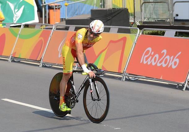 Atropellado ciclista paralímpico