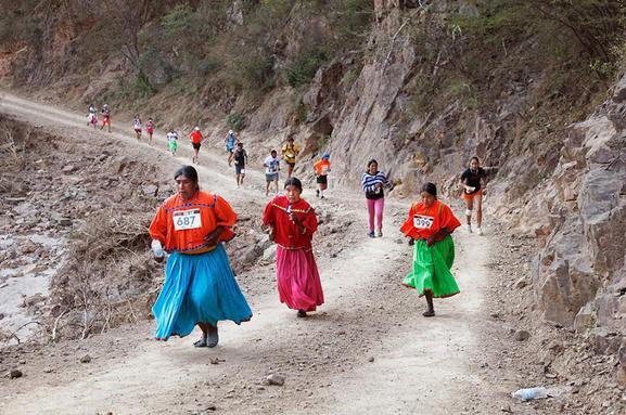 Indígenas Tarahumara ganan el ultramaratón
