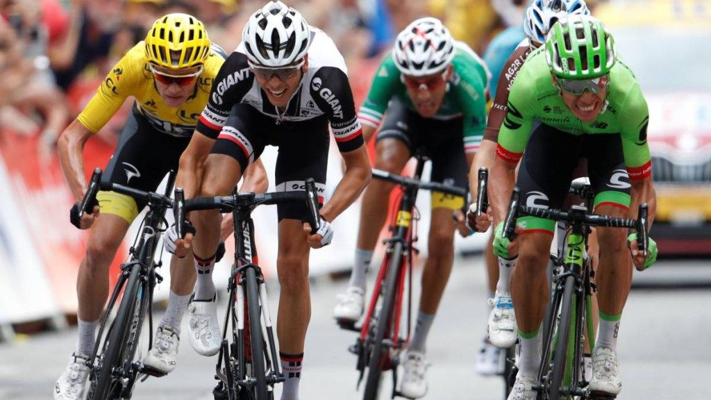 Urán gana la etapa reina del Tour