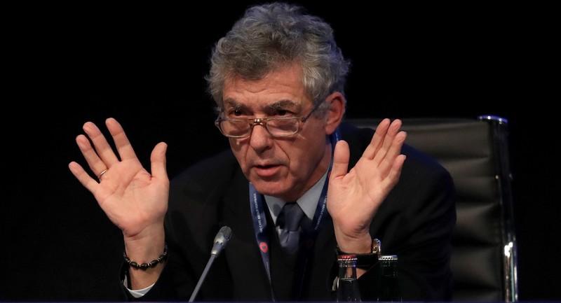 Detenido el presidente de la federación de fútbol