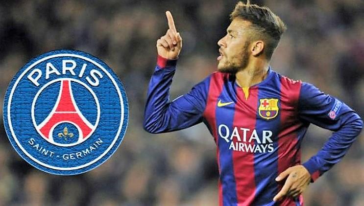 Neymar se va al PSG