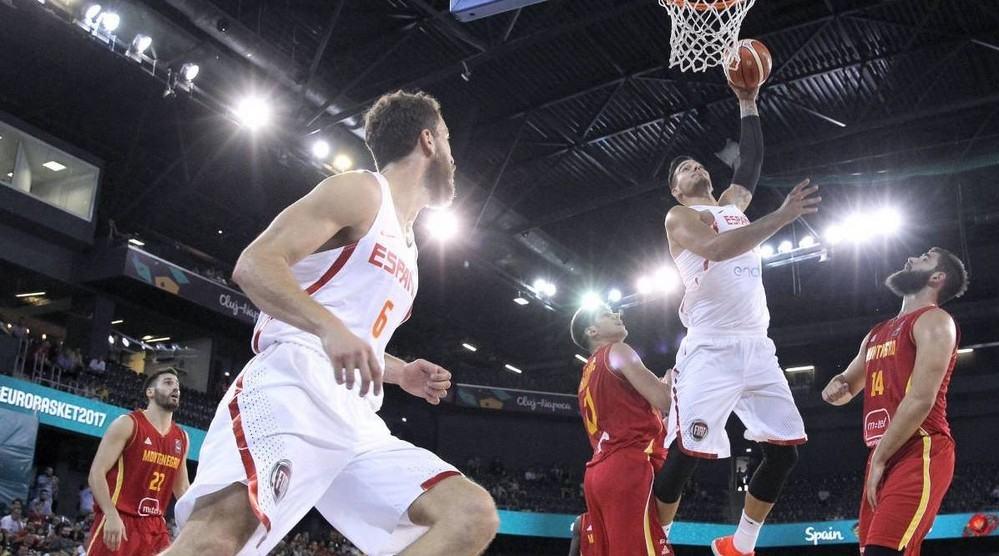 Espectacular comienzo de España en el Eurobasket