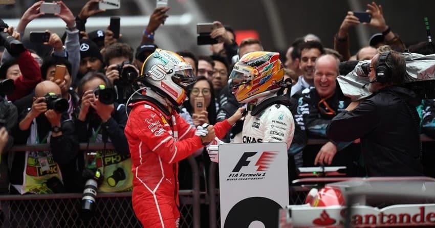 Hamilton gana su cuarto mundial