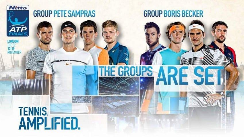 Grupos en la Copa Masters 2017