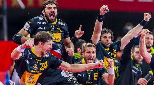 España por buen camino en el Europeo de balonmano