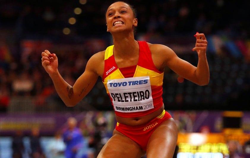 Dos medallas de bronce en el Mundial de atletismo