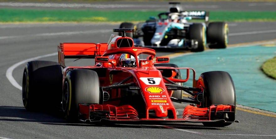 Vettel gana en Australia, Alonso 5º