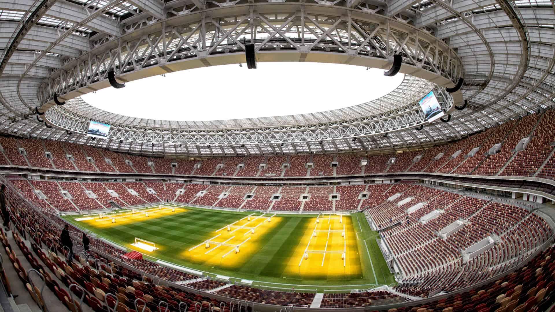 ¿Qué sabemos de los estadios del Mundial de Fútbol Rusia 2018?