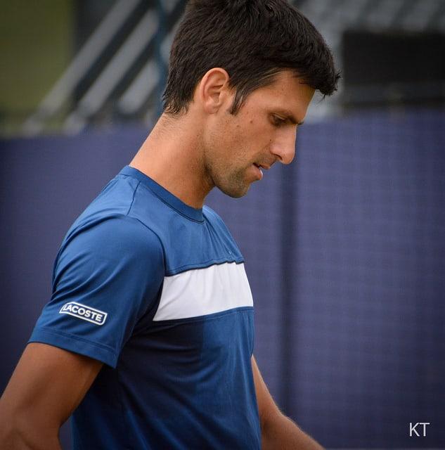 Djokovic top 10