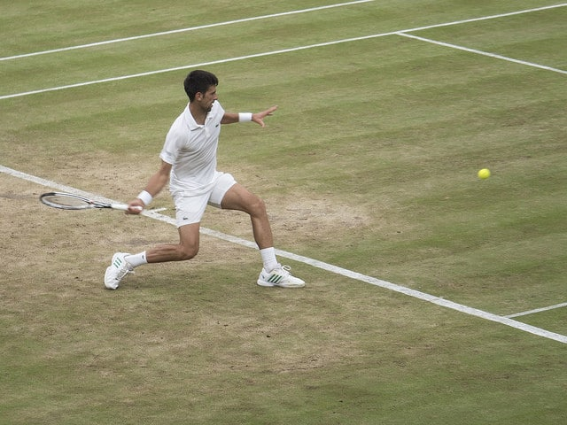 Djokovic Top 10