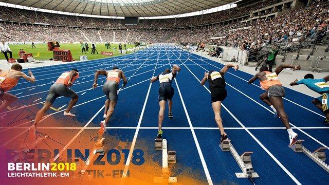 Campeonato de Europa atletismo en Berlín