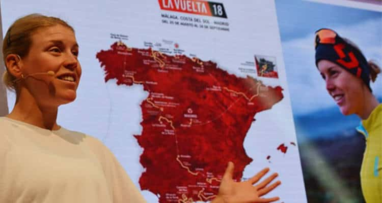Monika Sattler correrá La Vuelta
