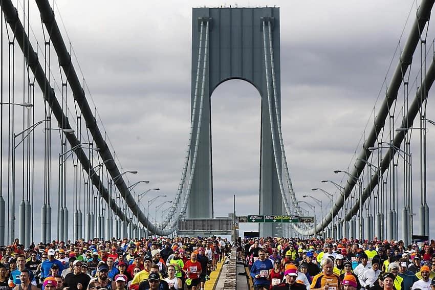 Suspensión del Maratón Nueva York
