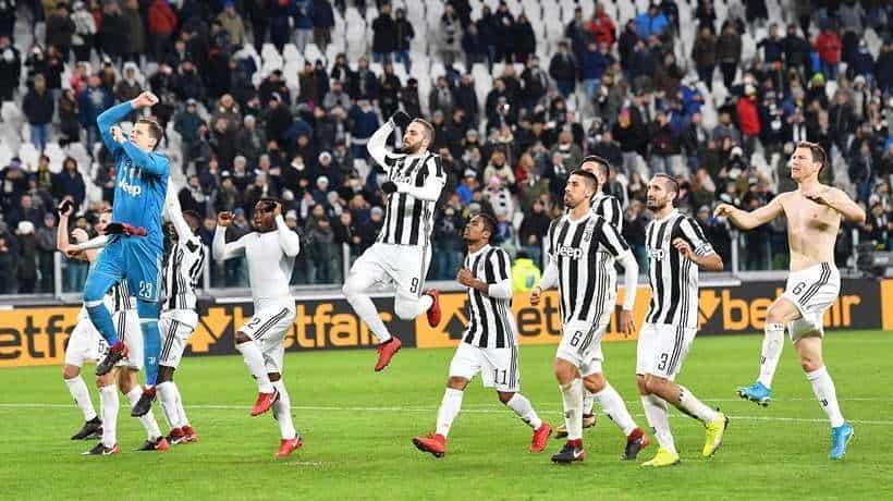 El renacer de la Juventus de Turín