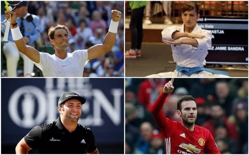 Premios Nacionales del Deporte en España 2017