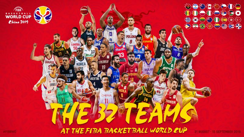 Comienza el Mundial de China