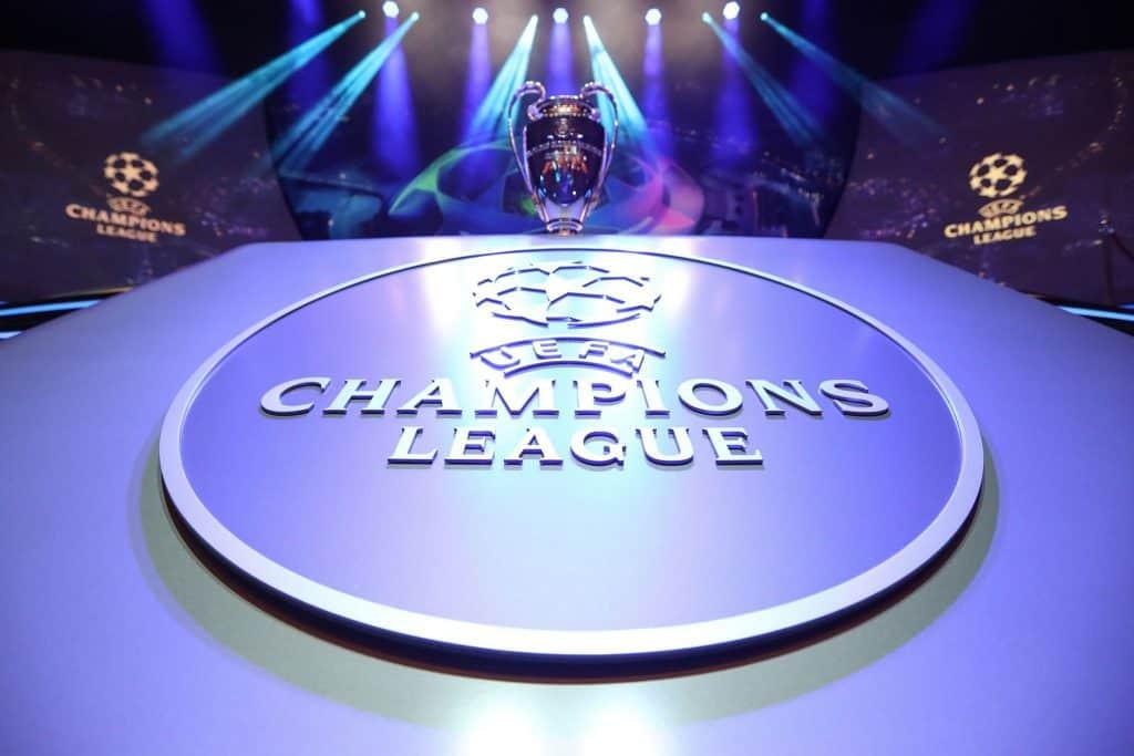Sorteo de  la Liga de Campeones 2019/2020