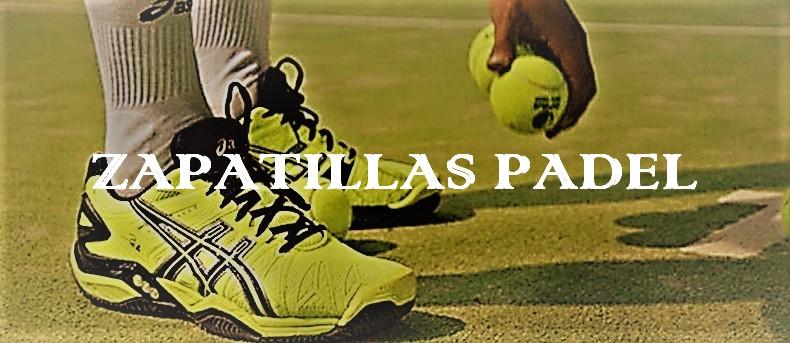 Guía básica para elegir unas zapatillas de Padel