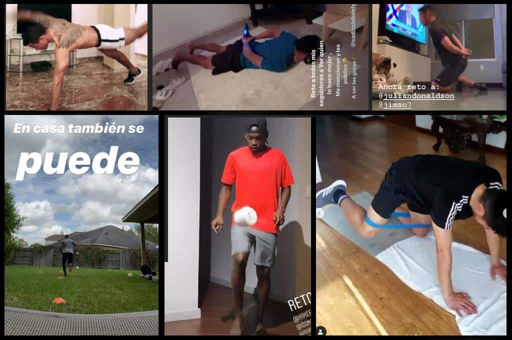 Retos y ejercicios